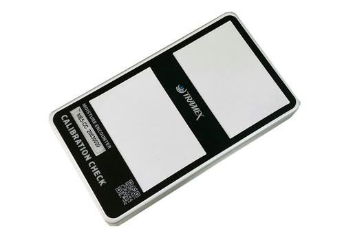 Tramex Calibration Check Box for Moisture Encounter 5 - CALBOXME5