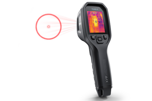 FLIR TG165-X MSX Thermal Camera 80 x 60 Resolution/9Hz - 87501-0101