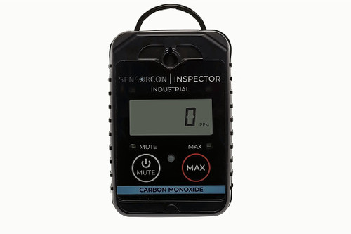 Sensorcon Inspector 2 Industrial Intrinsically Safe Carbon Monoxide Detector & CO Meter - INS2-CO-02