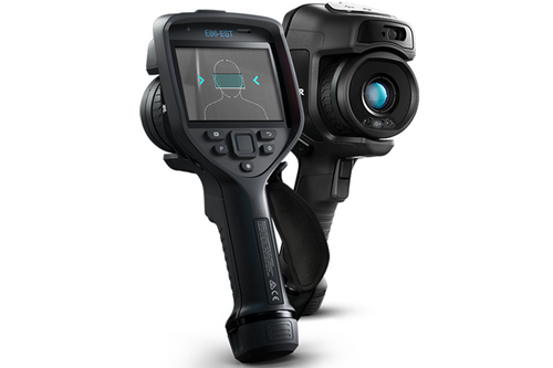 FLIR E86-EST Advanced Thermal Camera w/MSX 464 × 348 Resolution/30Hz w/24° Lens with Dual Streaming  and Autoscreen Mode Options - 78521-2102