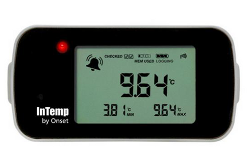 Onset InTemp CX403 Bluetooth Low Energy Ambient Temperature Data Logger