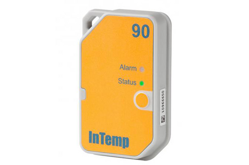 Onset InTemp CX502 Bluetooth Low Energy 90 Day Single-Use Temperature Data Logger