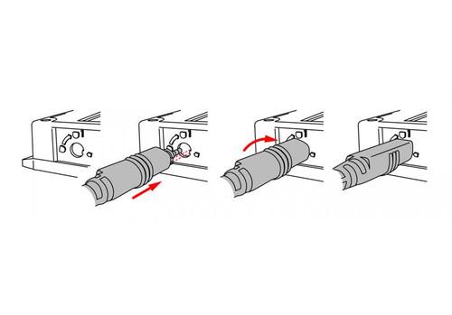 Onset HOBO Self-Describing Self-Describing 6-foot Pipe Temperature Sensor - SD-TEMP-P-06