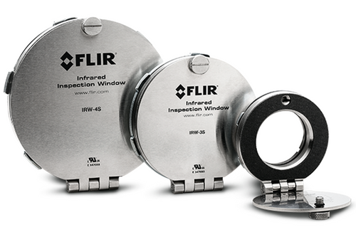 "FLIR IRW-3S: 3"" Infrared Inspection Window 19251-200"