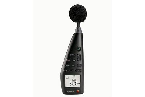testo 816-1 Sound Level Meter