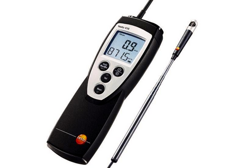 testo 416 Small Vane Anemometer Kit