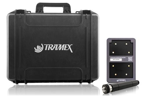 Tramex Concrete Determinator - CDK