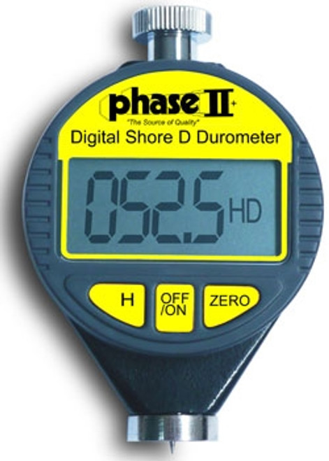 Phase II Digital Shore D Durometer - PHT-980