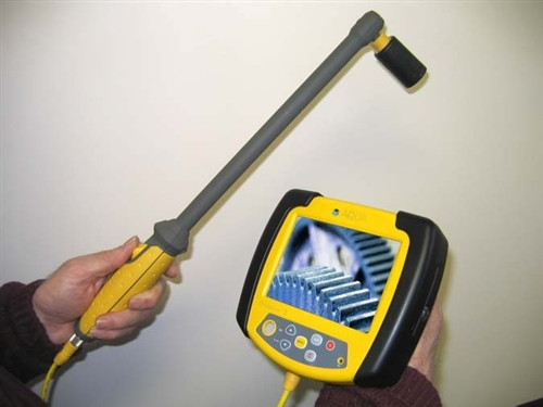 Aqua SnakeEye III Hand-Held Visual Inspection System