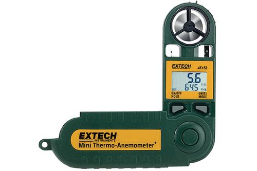 Extech Mini Thermo-Anemometer & Humidity