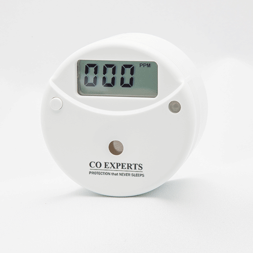 CO Experts Model PG-2017-5 Ultra Low Level Carbon Monoxide Health Monitor - PG-2017-5