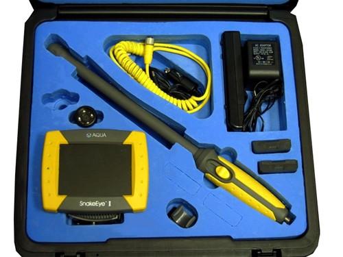 Aqua SnakeEye II Color Video Inspection Camera System