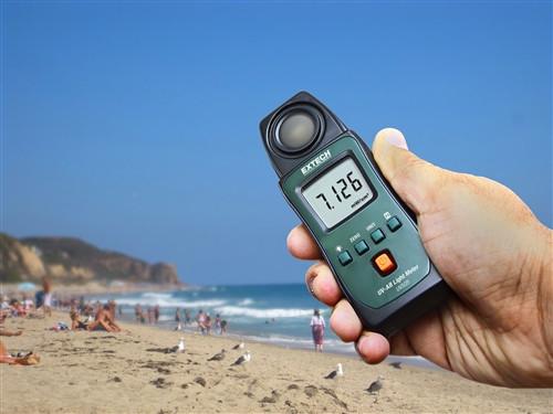 Extech UV505 UV-AB Light Meter
