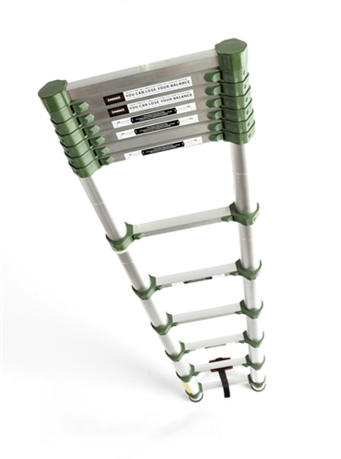 Xtend & Climb 300lb Rated 12.5' Telescoping Ladder Pro Series