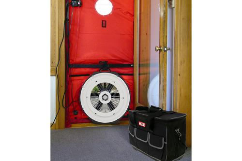 Minneapolis Blower Door Model 3 Without Gauge (Includes Gauge Board for DG-1000) - BD3-KIT-002