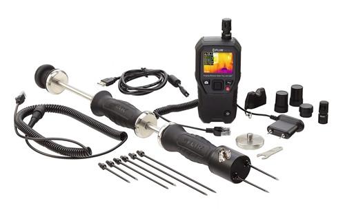 FLIR Imaging Moisture Meter Pro Kit - Includes: MR176 w/MR08 and MR01  - MR176-KIT5