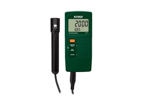 Extech Compact Handheld ConductIVity/Tds Meter - EC210