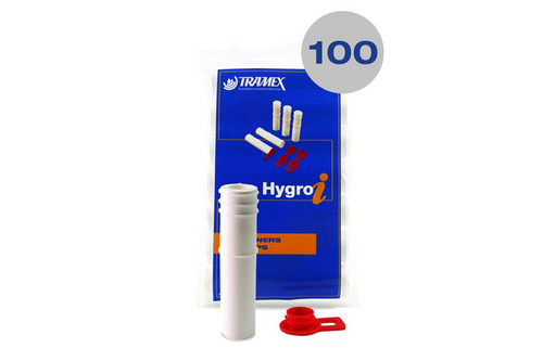 Tramex Hygro-i Hole Liners - (100 Pack) RHHL100