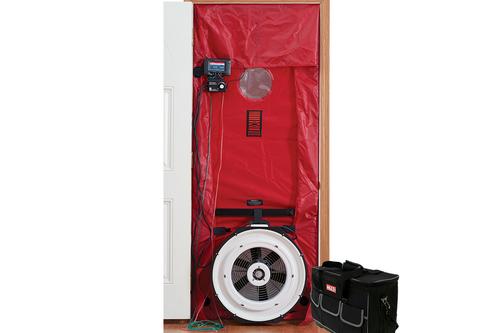 Minneapolis Blower Door Model 3 with DG-1000 Pressure and Flow Gauge - BD3-KIT-001
