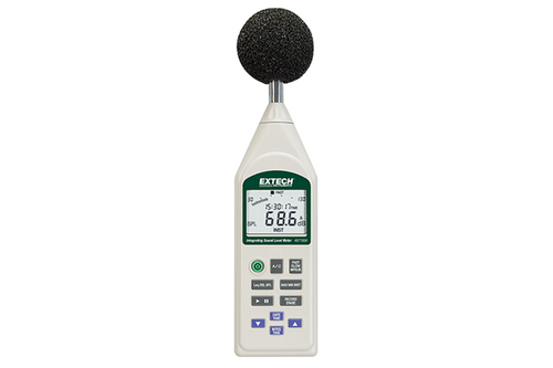 Extech Sound Level Datalogger, Integrating With Usb Interface - 407780A