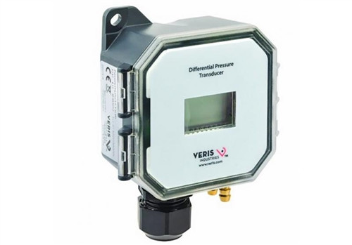 Onset Differential Air Pressure Transducer Sensor - T-VER-PX3UL