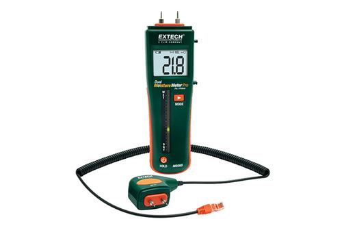 Extech MO265: Combination Pin/Pinless Moisture Meter