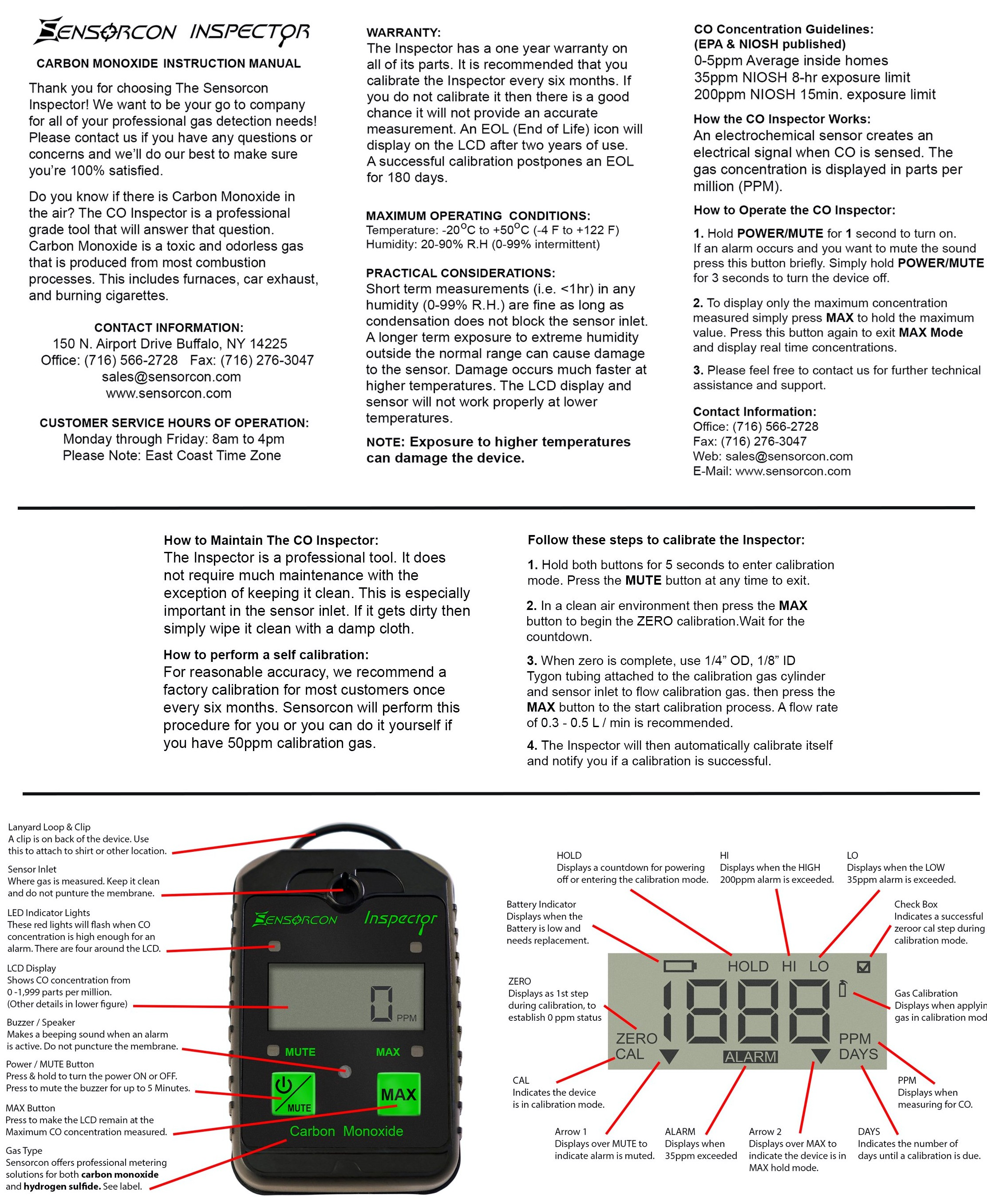 Sensorcon_Portable_Carbon_Monoxide_Detector_Online_Shipping_User_Manual_V2