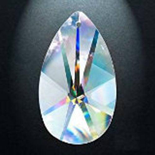 Asfour 873  Teardrop Crystal Prisms
