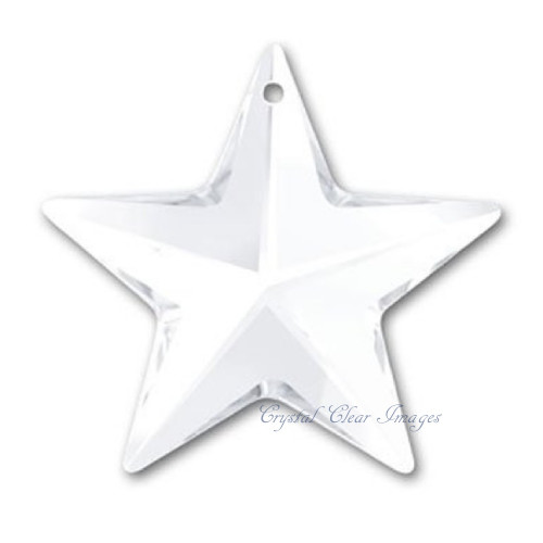 Swarovski Element Star Crystal Prisms 6714 -3 sizes