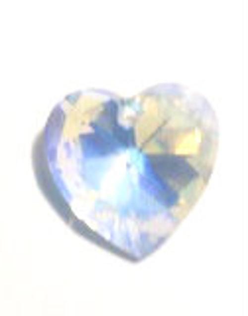 Swarovski Elements Heart Crystal Prisms
