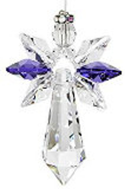 Woodstock Large Guardian Angel Crystals