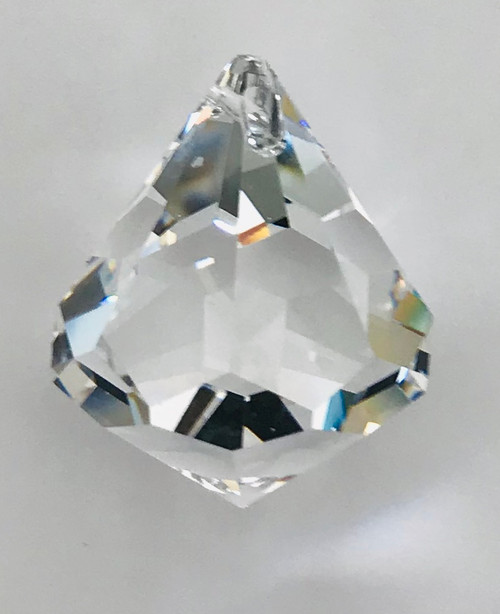 Swarovski Crystal Dreidel/Top Prisms -3 sizes