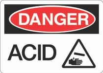 Danger Sign - ACID V2