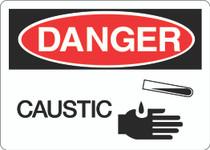 Danger Sign - Caustic V2