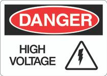 Danger Sign - High Voltage V2