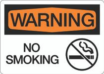 Warning - No Smoking V2
