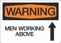 Warning - Men Working Above