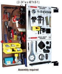 B1-2 Wall Mount Storage System