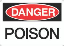 Danger Sign - Poison