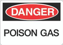 Danger Sign - Poison Gas