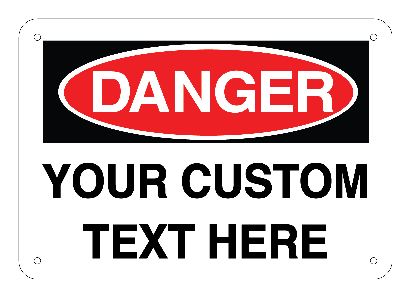 YOUR CUSTOM TEXT HERE