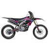 SURGE PINK SHOWN ON YZ450F