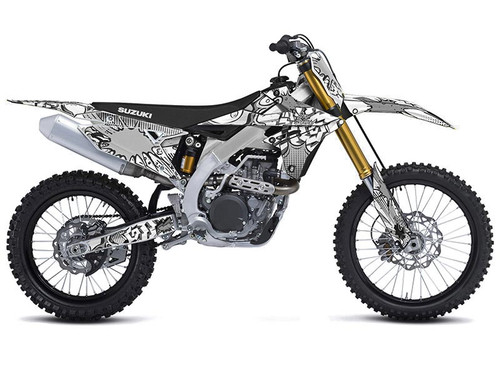 ZANY DRZ 125 Graphics Kit