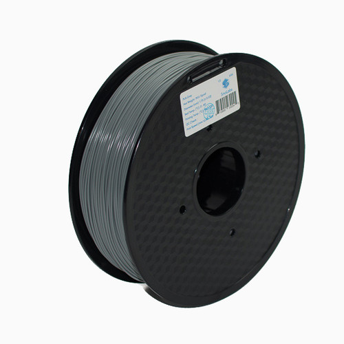 A 1KG spool of SnoLabs Grey PLA (1.75mm)