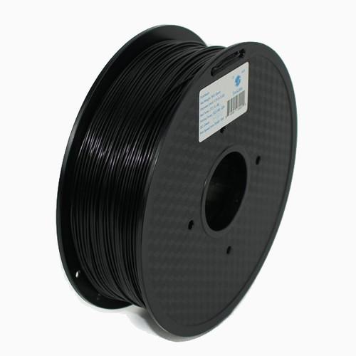 A 1KG spool of SnoLabs Black PLA (1.75mm)