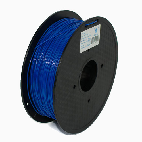 A 1KG spool of SnoLabs Blue ABS (1.75mm)