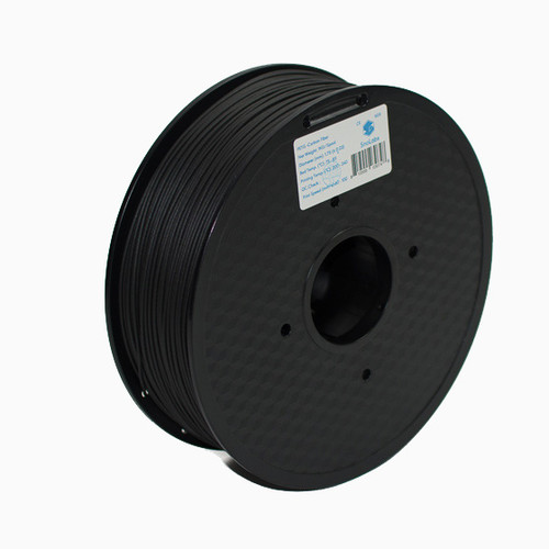 A 1KG spool of SnoLabs Carbon FIber PETG (1.75mm)
