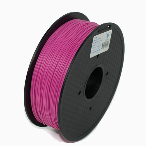 A 1KG spool of SnoLabs Pink ABS (1.75mm)