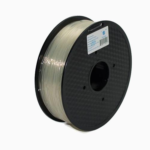 SnoLabs Transparent roll of filament.