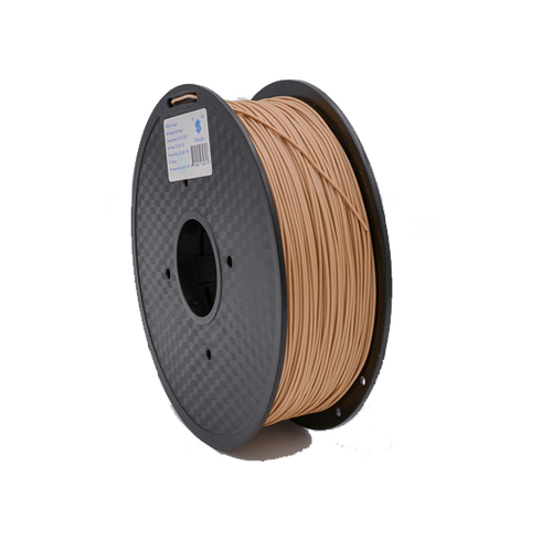 1kg roll of SnoLabs Woodfill PLA!